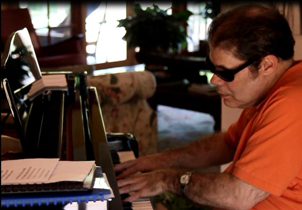 Jeff Usher, jazz pianist VIDEO