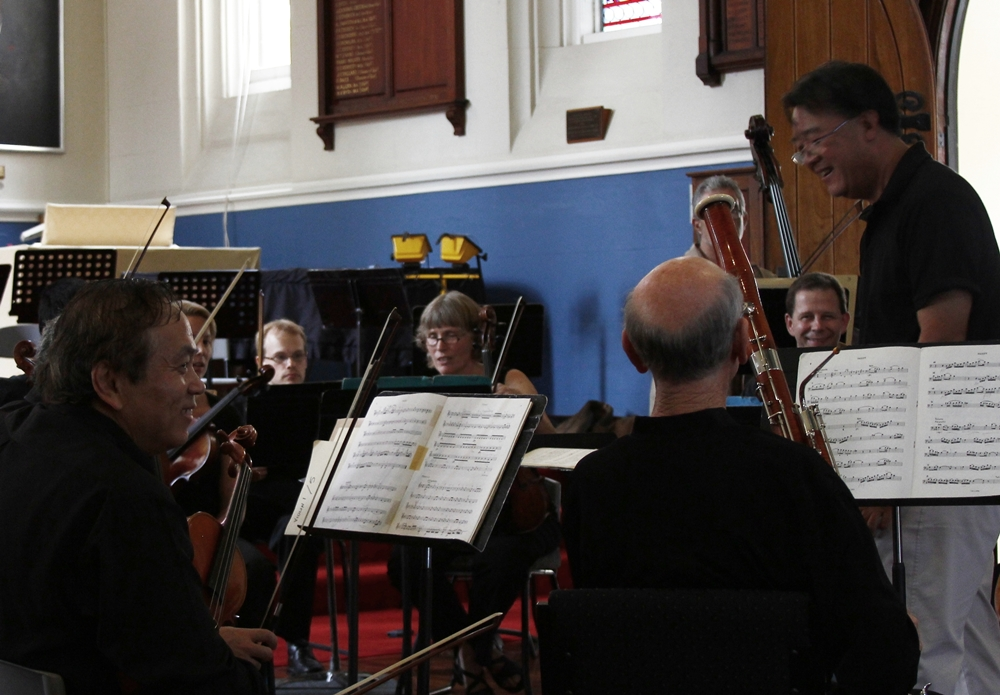 Heart and Spirit: Orchestra Corda Spiritus VIDEO