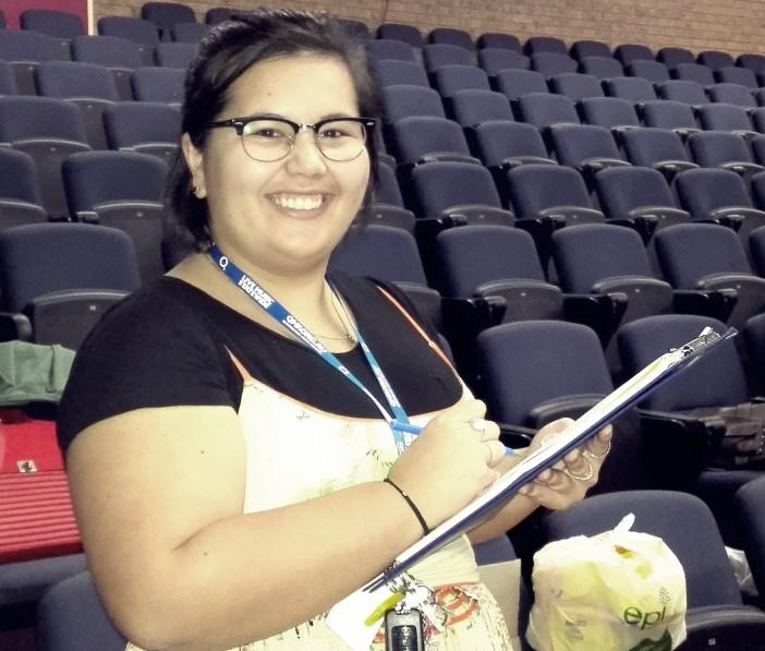 Isabel Hart, QMF Project Co-Ordinator