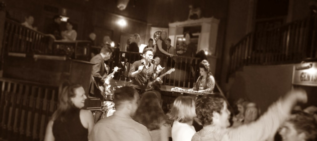 Blues Arcadia at Lefty's Old Time Music Hall