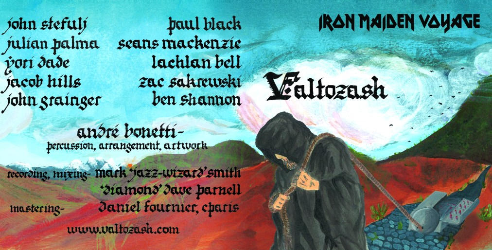 Iron Maiden Voyage, Valtozash EP review