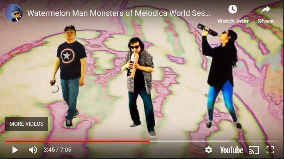 , Monsters of Melodica World Session IV – Watermelon Man