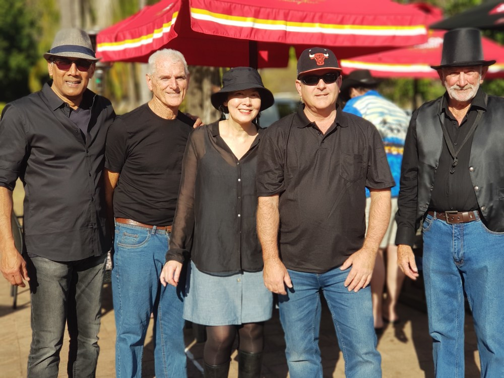 CCCB is a country band from Kooralbyn in the Scenic Rim playing country rock and blues