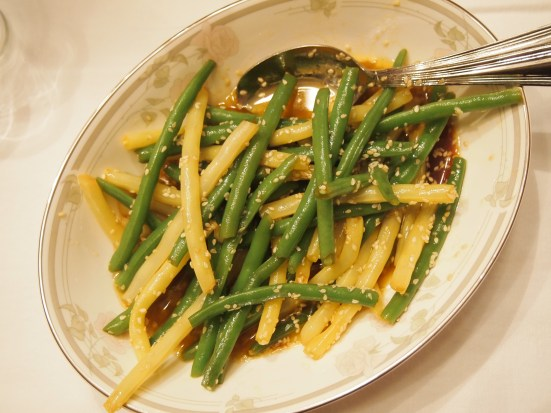 Open Sesame Green Beans