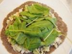 Add spinach