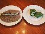 Nutty Cashew Vegan Sandwich - two ways