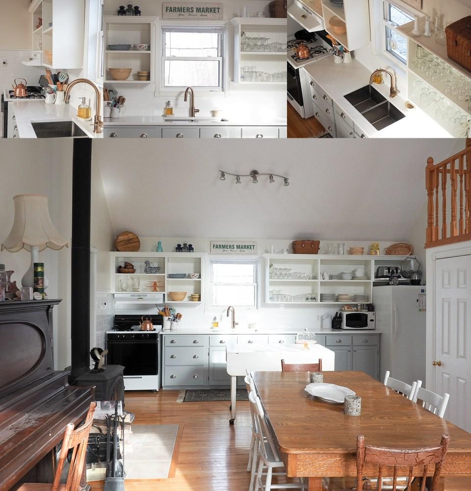 Riverbend Reveal Kitchen