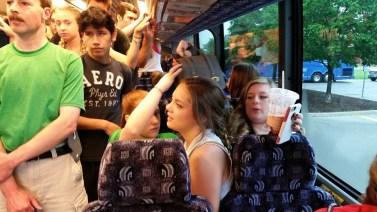 One Crazy Bus Ride!