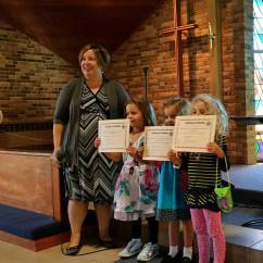 Graduating to Jr Church