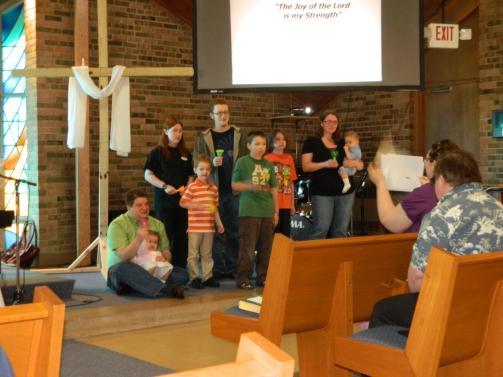 children's bell choir