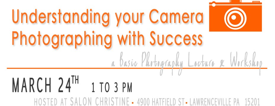 Photography Workshop | Pittsburgh PA