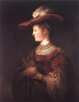 rembrandt_-_saskia_in_pompous_dress
