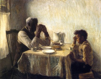 The_Thankful_Poor,_1894._Henry_Ossawa_Tanner