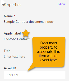 Document Property