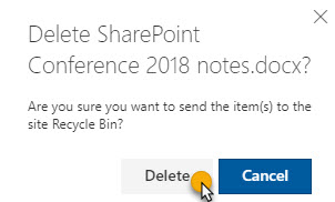 DeleteTheDocument
