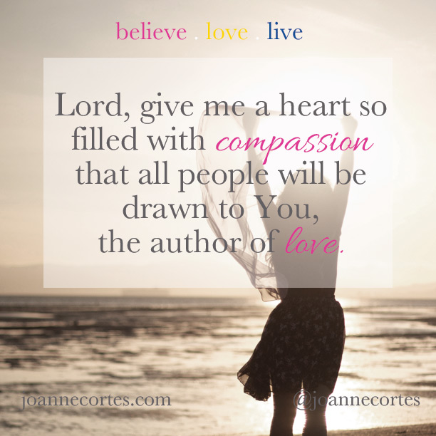 GivemeaheartofCompassion