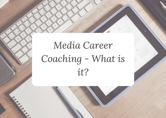 media career coaching what is it