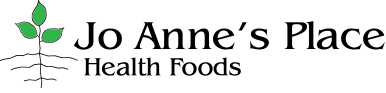 Jo Anne's Place Health Foods logo