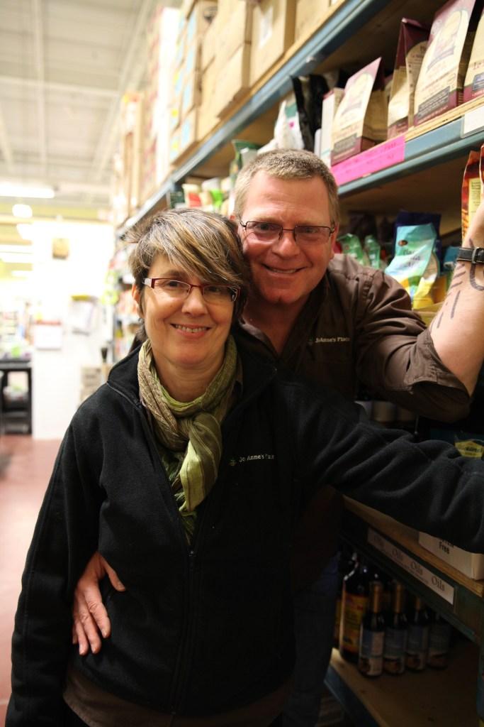 Paul & Margo Hudson