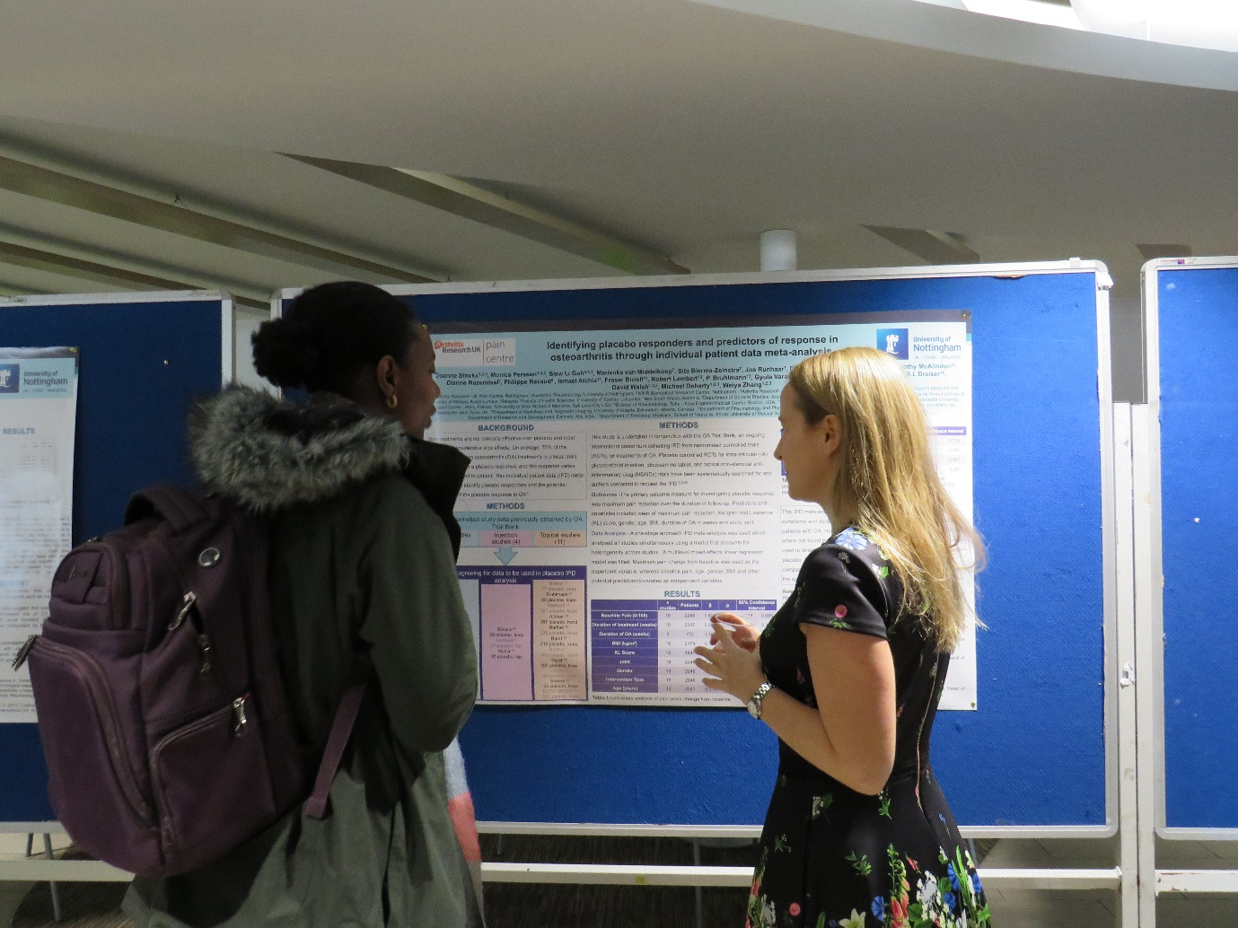 Nottingham NIHR BRC MSK Annual Science Day Poster Presentation