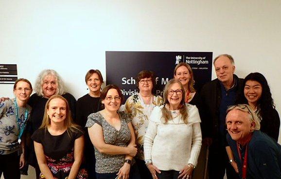 University of Nottingham BMedSci PPI module team