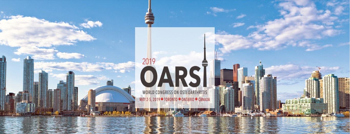 OARSI Congress 2019 Details