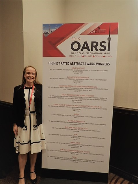 OARSI World Congress 2019 3