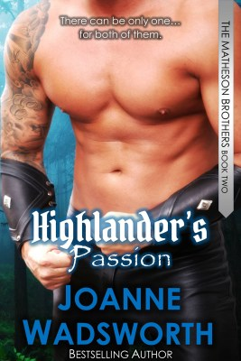 12 Highlander's_Passion_#2