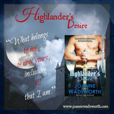 Highlander's Desire Teaser1