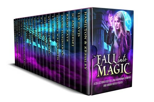 Fall Into Magic 3D