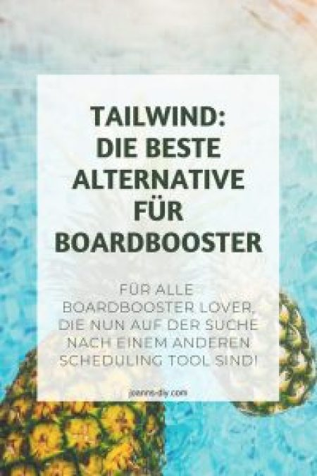 tailwind: die beste alternative für boardbooster