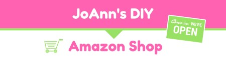 JoAnn's DIY Handmade Amazon Shop