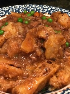 Bachelor Beef Stew