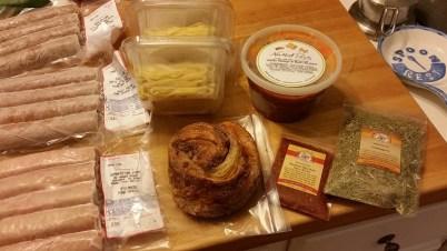 Naked Pasta, Spice & Tea Exchange