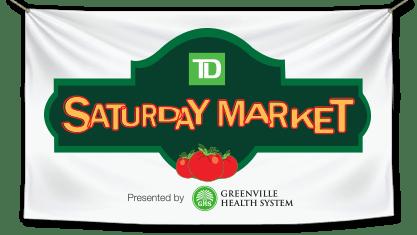 Greenville south carolina saturday farmer's market banner