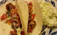 fish tacos - 100 days real food challenge