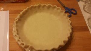 Pie Crust Lemon Meringue Pie