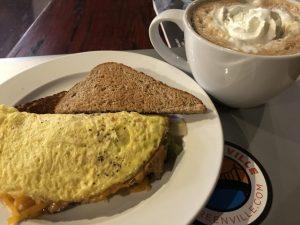 Coffee Underground Build Your Own Omlete