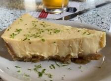 Shucks Oyster Bar Key Lime Pie