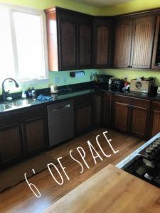 Consider traffic flow when designing your kitchen