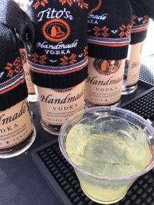 Tito's Vodka at Truckin in Highlands