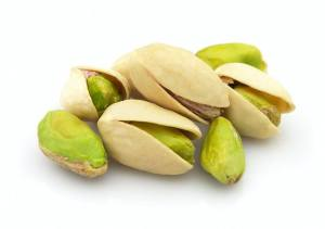 Pistachios are healthy and easy to eat on the go