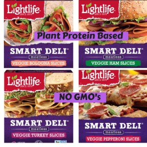 LightLife Deli Options - Plant Based Foods
