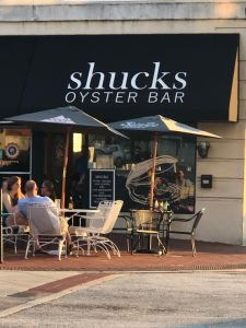 Shuck's Oyster Bar Anderson, South Carolina