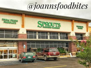 Sprouts of Greenville store front