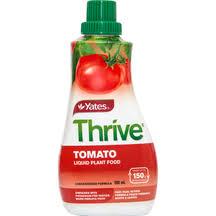 Thrive tomato food