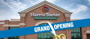 Harris Teeter Greenville/JoAnn's Food Bites