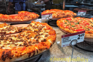 Harris Teeter Greenville Pizza Bar/JoAnn's Food Bites