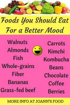 Foods for a Better Mood