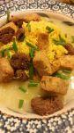 Luscious Leek Potato Soup